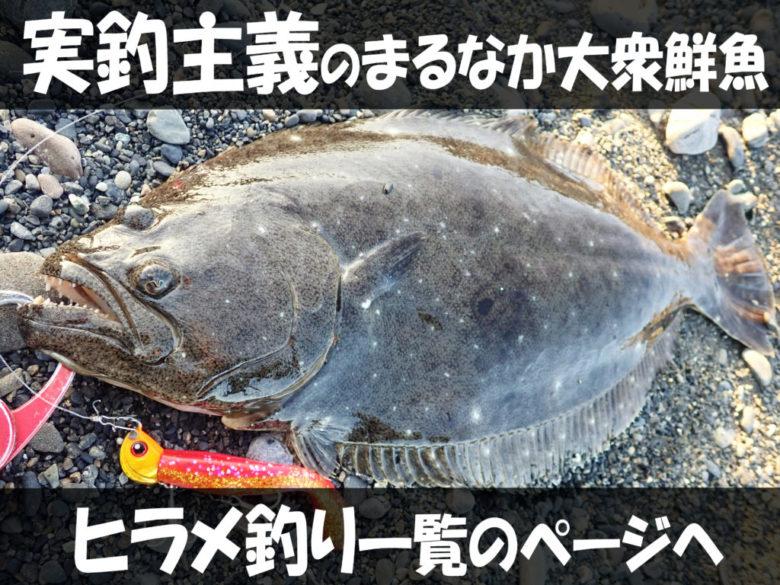 ヒラメ釣りのページ