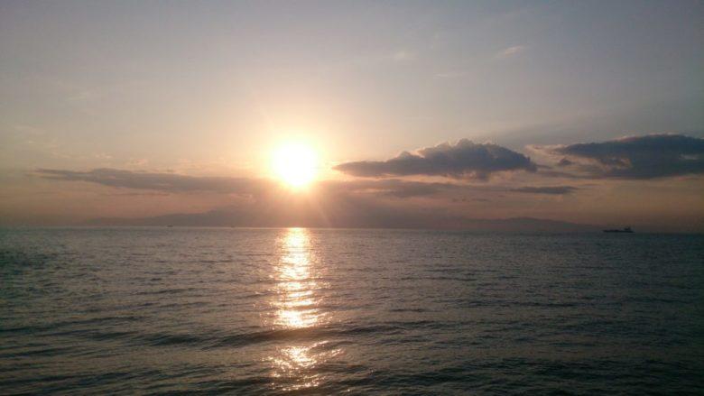 サーフエギング イカの行動パターン