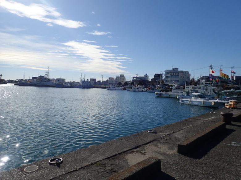 チニング 漁港 湾