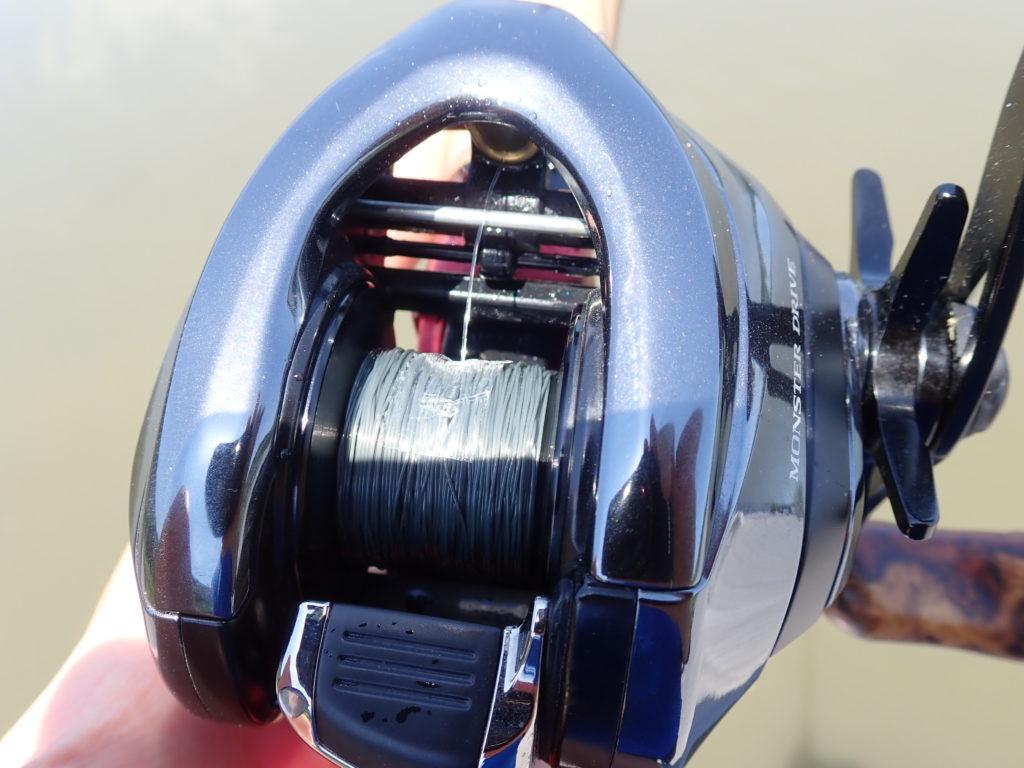 ヘビキャロの飛距離を実測! 3ツ又式ヘビキャロは何メートル飛ぶのか?