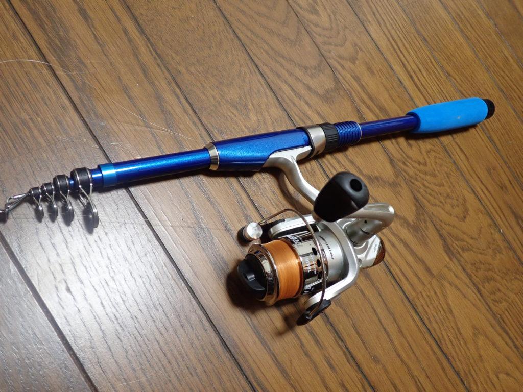 ちょい投げ釣りに使う竿は?ロッドの種類・長さの選び方!