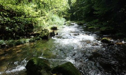 渓流ルアー リールの大きさ