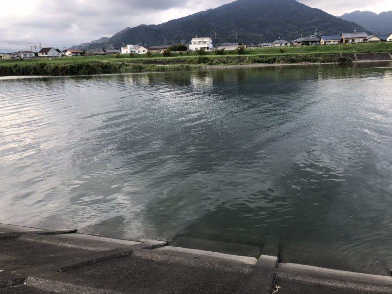 河口 釣り場