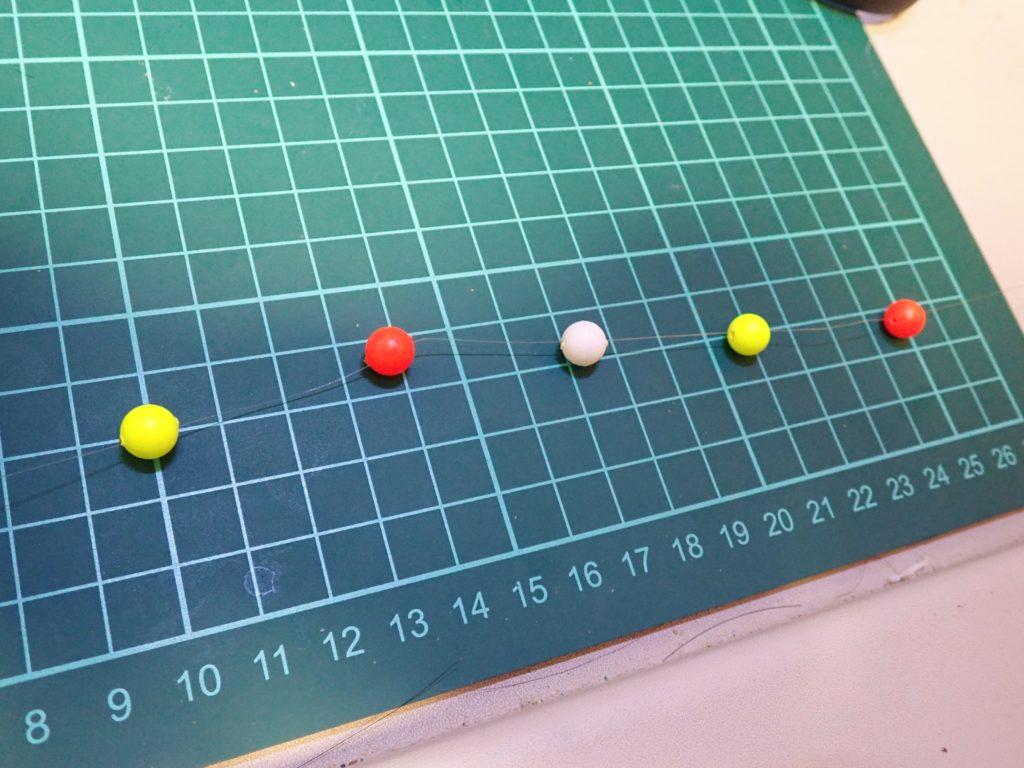 【簡単・綺麗にできる!】シモリウキ・シモリ玉の固定方法