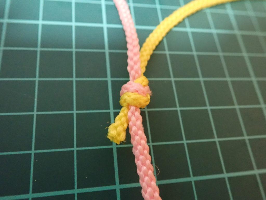 エダスの結び方・出し方の基本パターンを覚えよう!