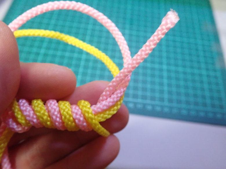 3.5ノットの結び方3