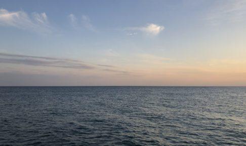 サーフ 釣り場風景
