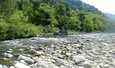 梓川 釣り場