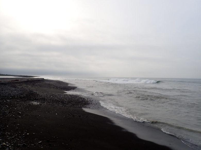 安倍川河口 大浜海岸 釣り場