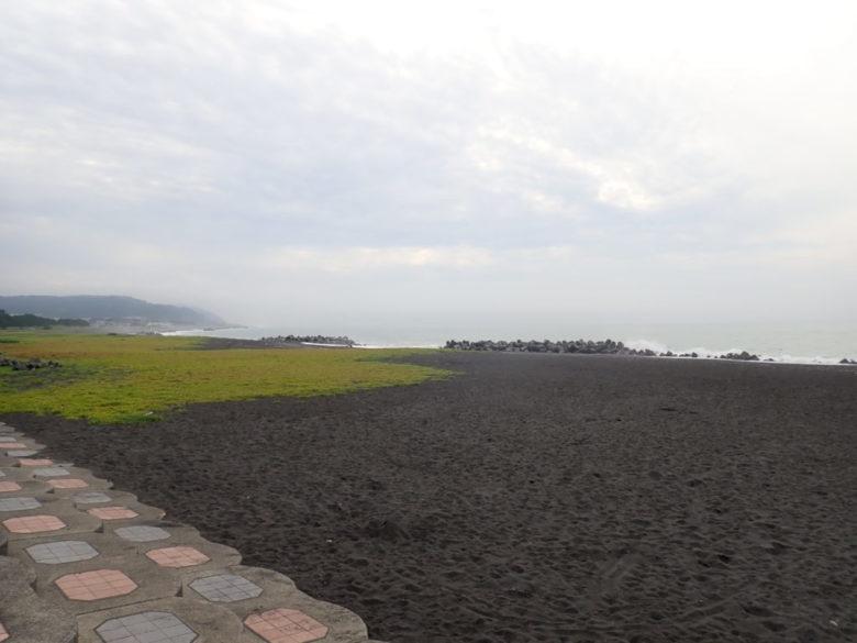 大浜海岸 釣り場