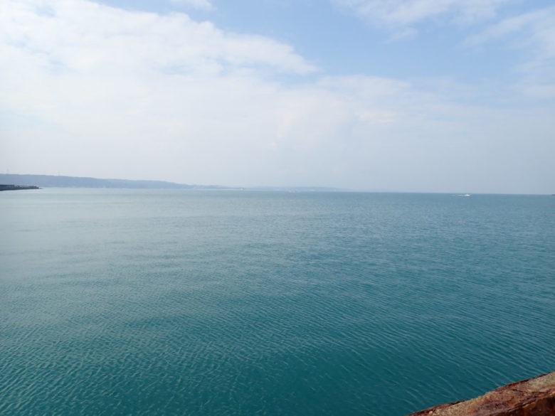 お座敷 釣り場風景