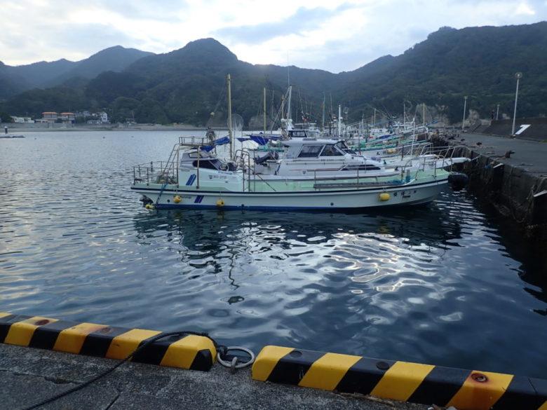 子浦 船溜まり 釣り禁止