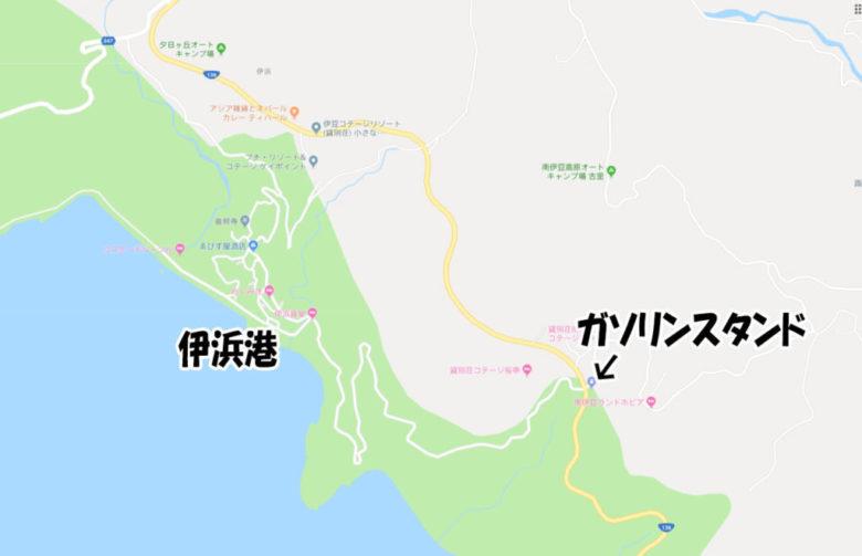 伊浜港 アクセス
