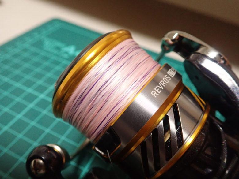 レブロスLT 糸巻き形状