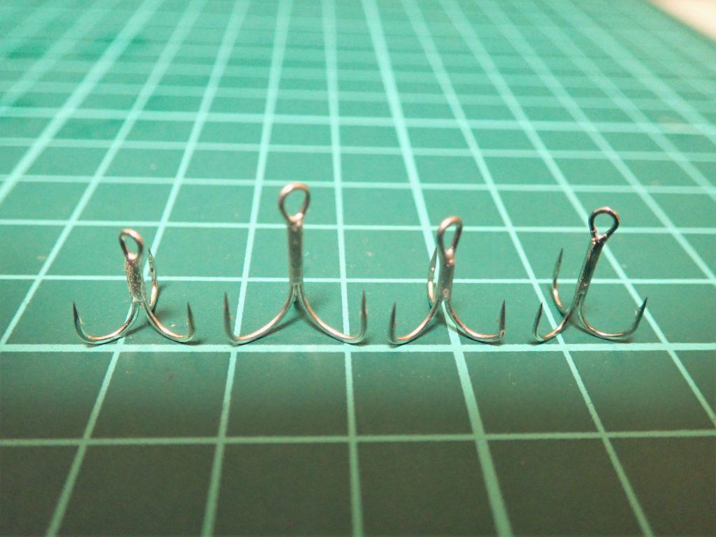 メバルのプラッギングに使用するフックの選び方・私が使うおすすめアイテムを紹介!