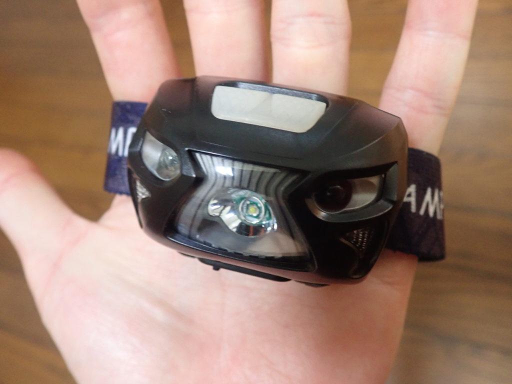 amazonのUSB充電式LEDヘッドライトってぶっちゃけどうなの?夜釣りでの使用感をレビュー