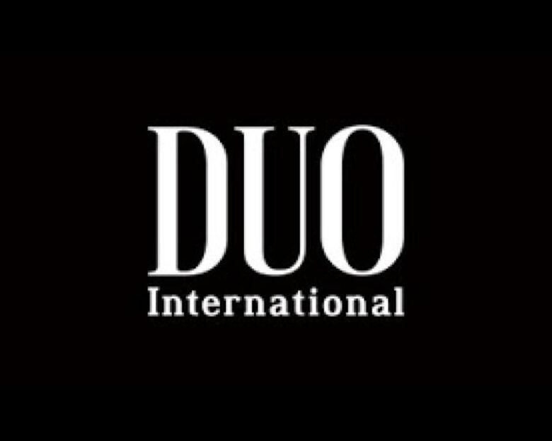 DUO ロゴ