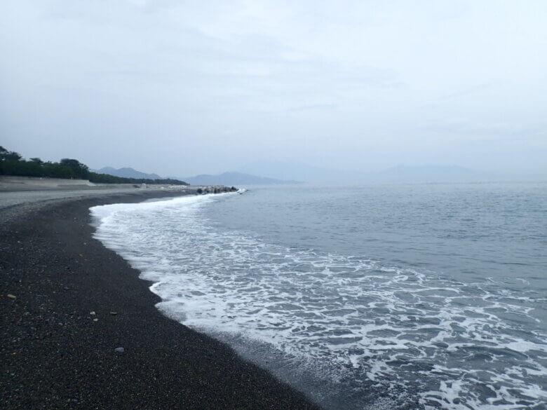 羽衣の松 鎌ヶ崎 釣り場 写真
