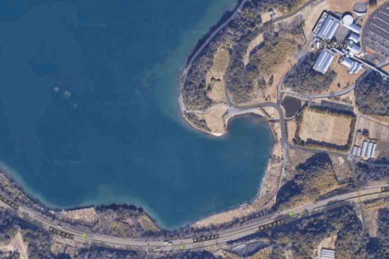 奥浜名湖 マイマイ