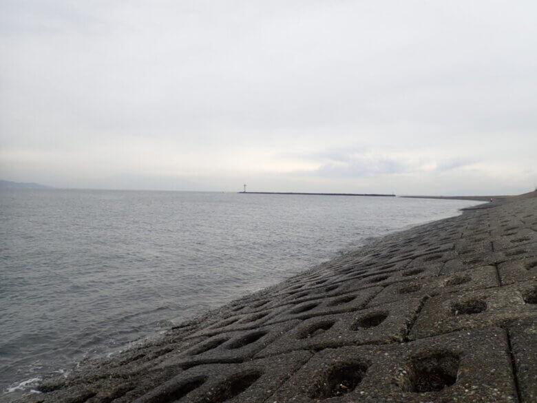 三保 真崎 釣り場