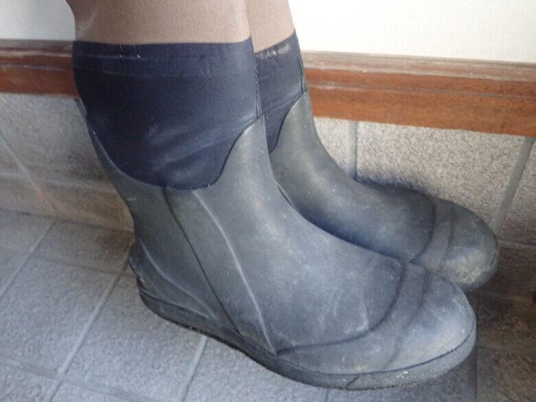 ウェーダー ブーツ