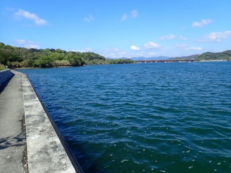 浜名湖 マイマイ 水深