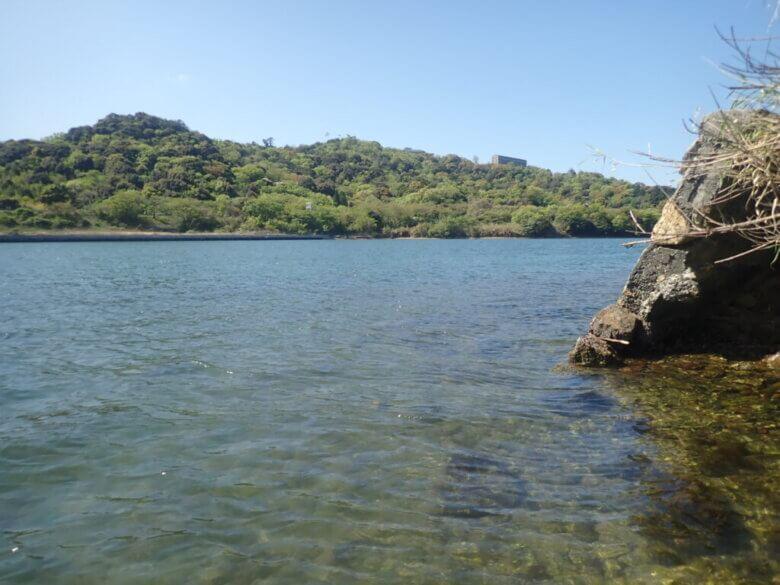マイマイ 釣り場