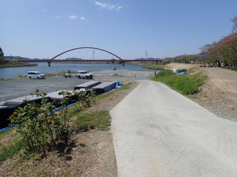 都田川 みおつくし橋
