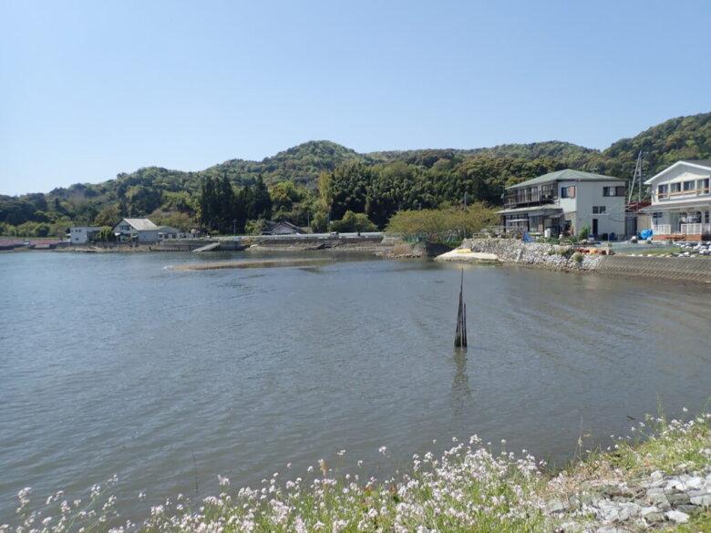 五味半島 プリンス岬 釣り場