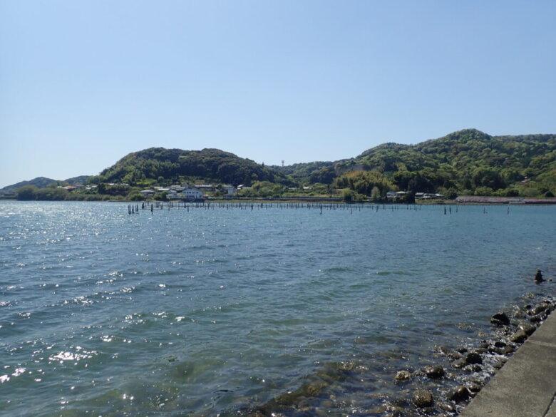 五味半島・プリンス岬 釣り場