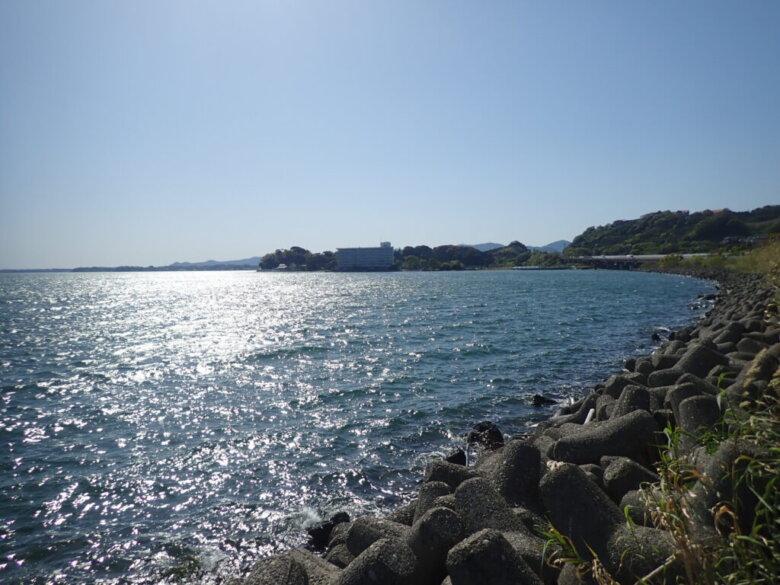 佐久米海岸 釣り