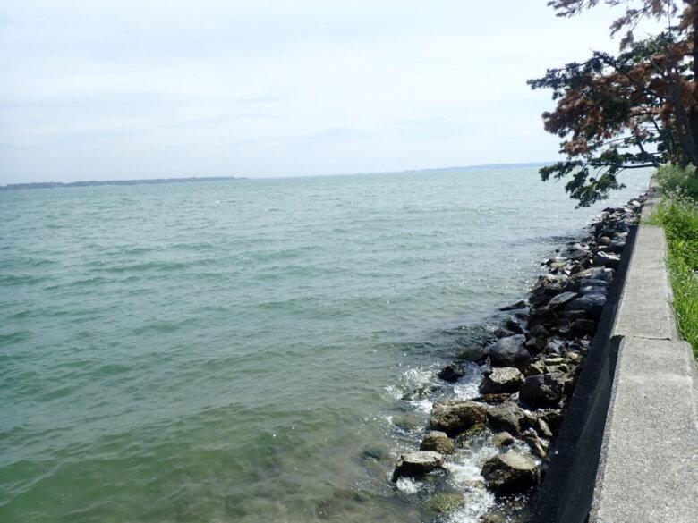 都筑海岸 釣り場 ポイント
