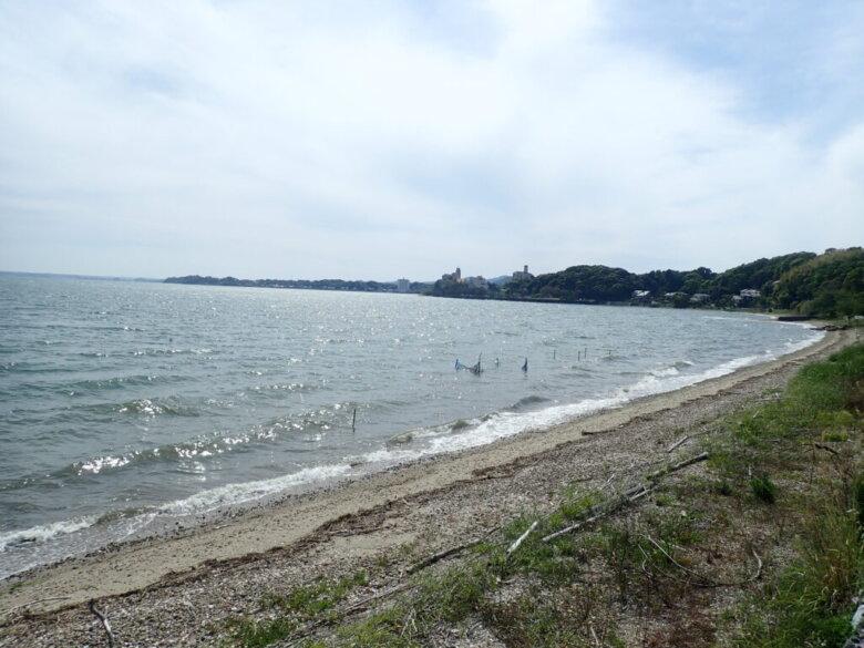 都筑海岸 釣り場