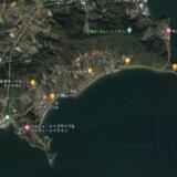 浜名湖 横山海岸 釣り場 ポイント