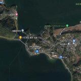 奥浜名湖 瀬戸水道 釣り場 ポイント