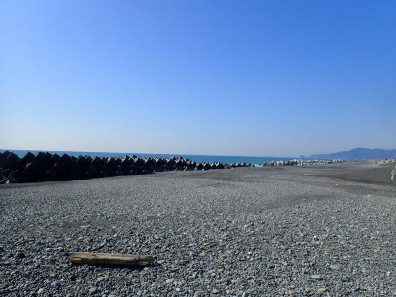 久能海岸 釣り場