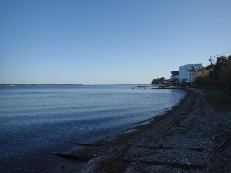 大崎海水浴場 釣り場