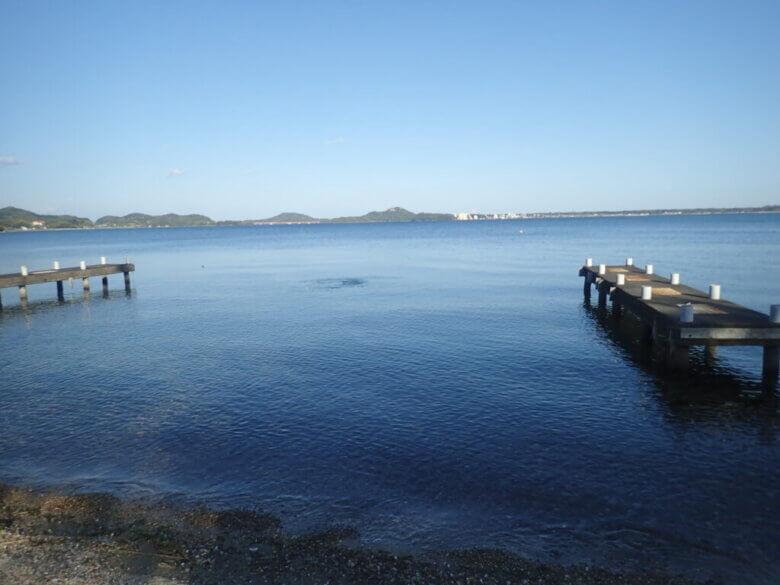 大崎海水浴場 水深 地形