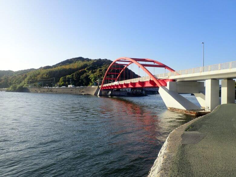 瀬戸水道 釣り場 風景