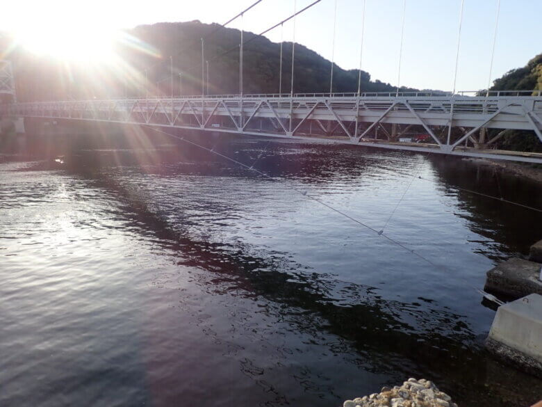 瀬戸水道 釣り場