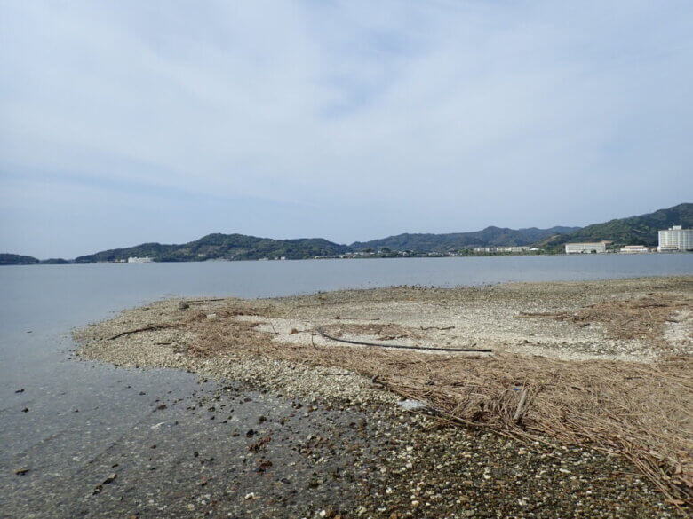 津々崎 沖の瀬御殿跡地 釣り