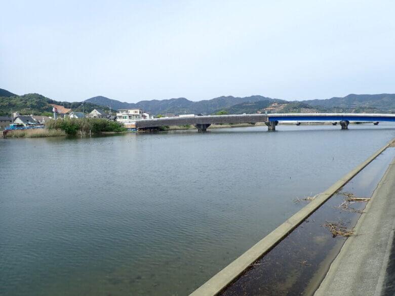 猪鼻湖 宇利山川 河口 釣り場
