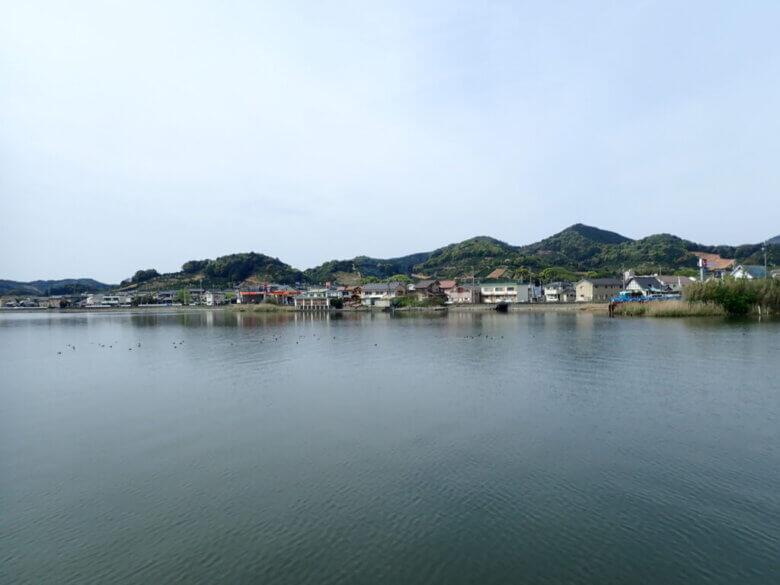 宇利山川 河口