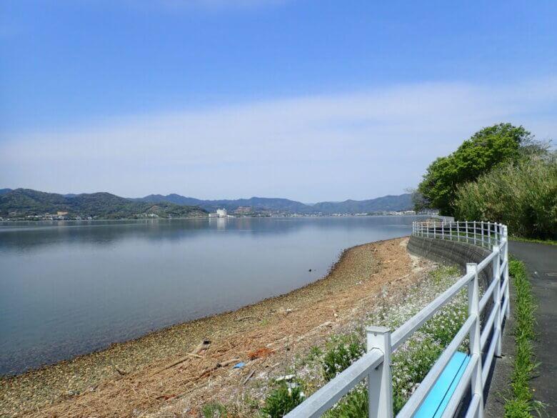 奥浜名湖 釣り場 特徴