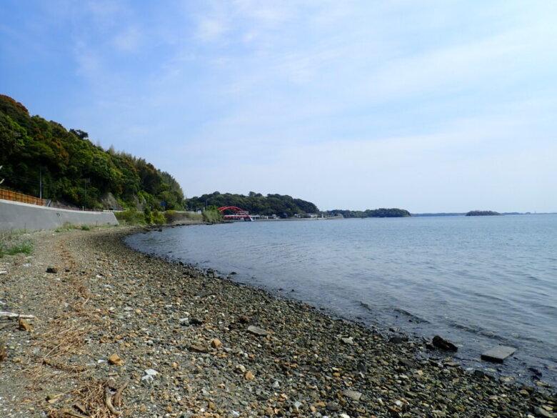 浜名湖 横山 釣り場