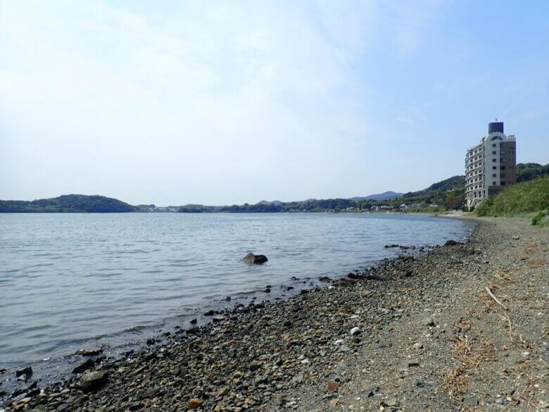横山 釣り場