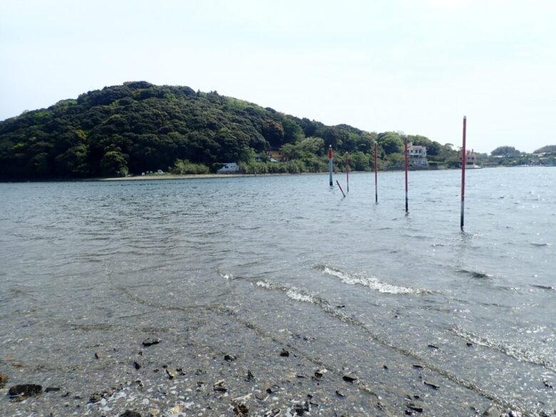 洲ノ鼻 釣り場