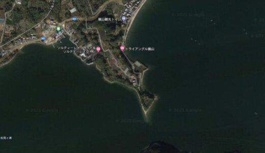 松見ヶ浦 洲ノ鼻 釣り場 ポイント