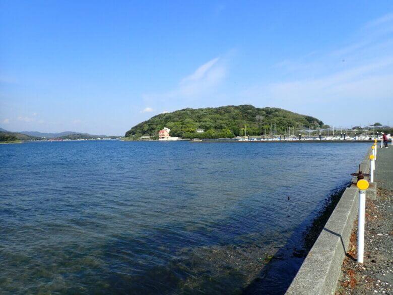 浜名湖 入出 釣り場