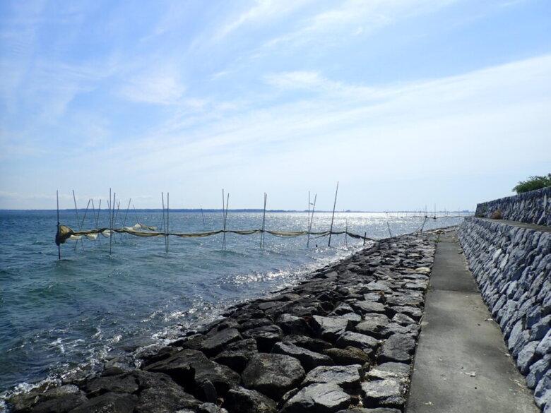 女河浦 釣り場